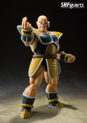 S.H.Figuarts NAPPA -Event Exclusive Color Edition- (Photo: Business Wire)