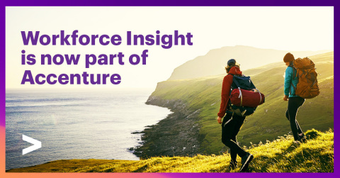 Workforce Insight is now part of Accenture. (Photo: Business Wire)