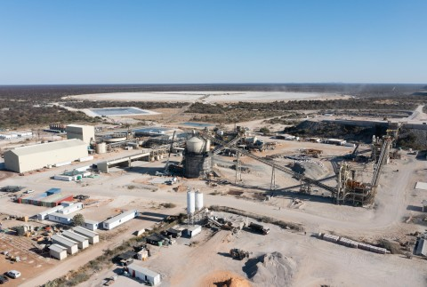 Fluor performed engineering, procurement and construction for Khoemacau's Copper Silver Project in Botswana. See photo of the Boseto Processing Facility. (Photo: Business Wire)