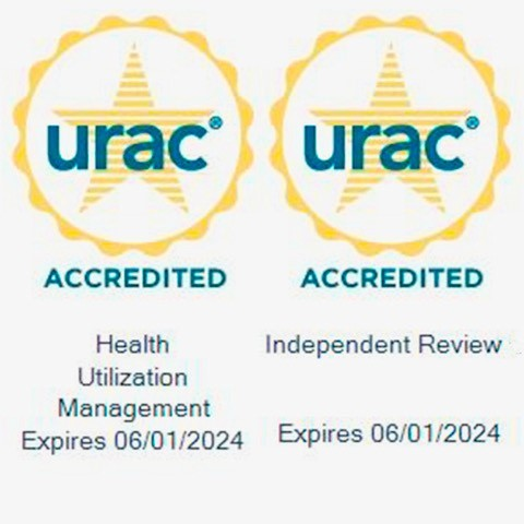 NYCHSRO/MedReview, Inc. earns URAC accreditation for Health Utilization Management and Independent Review. The designation demonstrates the highest level of commitment to quality healthcare since URAC is the independent leader in promoting health care quality by setting high standards for clinical practice, consumer protections, performance measurement, operations infrastructure and risk management.