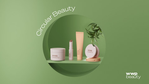 Throughout 2021, WWP Beauty has been committed to developing new, sustainable solutions with numerous launches of innovative collections that promote circular beauty. (Photo: WWP Beauty)