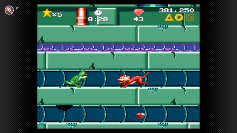 On July 28, Claymates arrives to the Super Nintendo Entertainment System – Nintendo Switch Online library. Take on the role of Clayton, son of Professor Putty, and use your ability to transform into five different animals to run, jump, fly, swim and climb your way past the obstacles in your path. (Graphic: Business Wire)