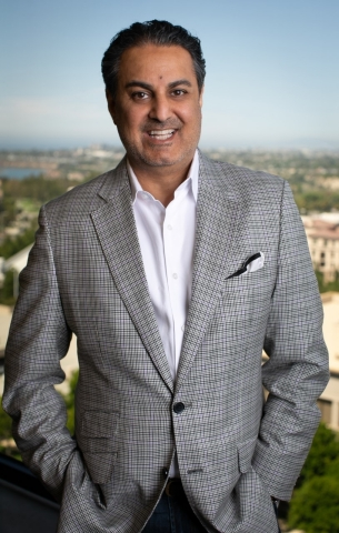 Ike Suri - Chairman & CEO, FundingShield (Photo: Business Wire)