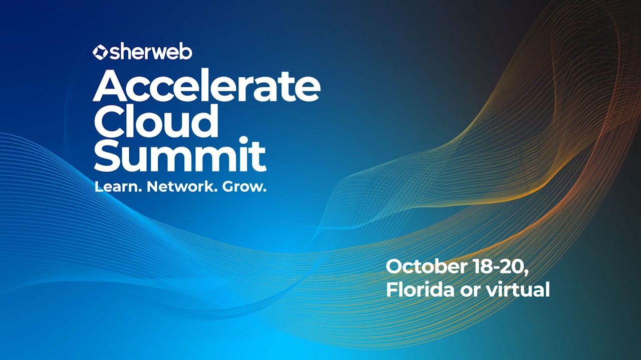 Unlock your best cloud self! Join us for a 3-day conference jam-packed with actionable insights on MSP reality, including Business Growth, Infrastructure and Cybersecurity. Choose your experience here: https://tinyurl.com/s8md69tj