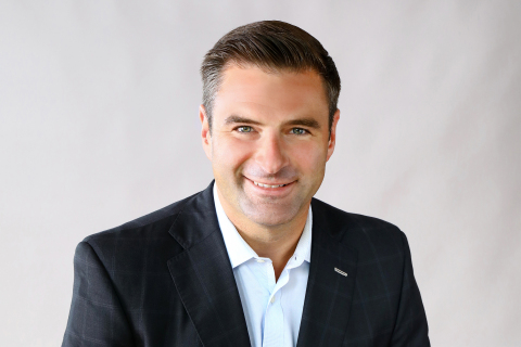 Eddie Pauline, newly appointed President & CEO at BioOhio (Photo: Business Wire)