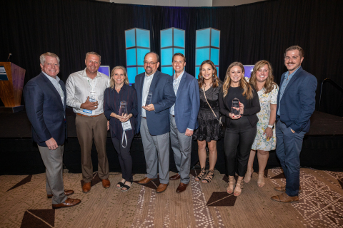 ACC Team wins industry-leading 4 Student Housing Business Innovator Awards (Photo: Business Wire)