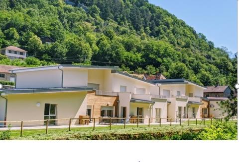 Maison Ages&Vie ouverte en 2021 à Beure (Photo: Business Wire)