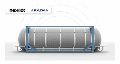 Sustainable Cargo Transport: Nexxiot and Arkema Team Up to Revolutionize Chemical Transportation (Photo: Business Wire)