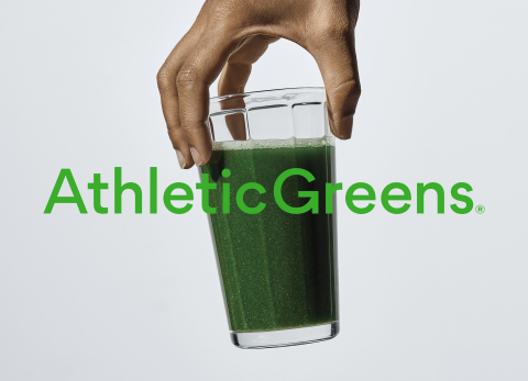Athletic Greens Ultimate Daily Image (Photo: Business Wire)