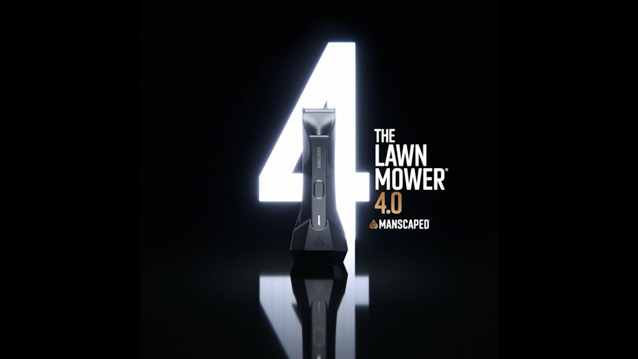Pour un rasage au top, essayez The Lawn Mower 4.0.