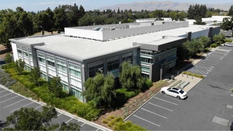 Cepton's new headquarters at 399 W Trimble Road, San Jose, California. © Cepton Technologies, Inc.