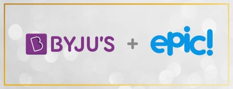 Graphic: BYJU'S and Epic