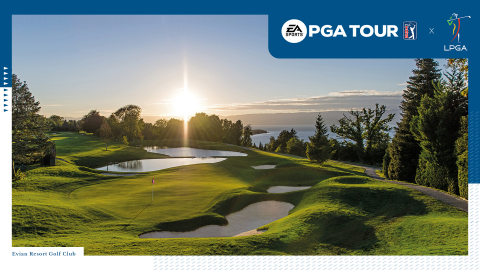 Electronic Arts and LPGA Partner to Bring Authentic Representation of Women's Golf to EA SPORTS PGA TOUR (Graphic: Business Wire)