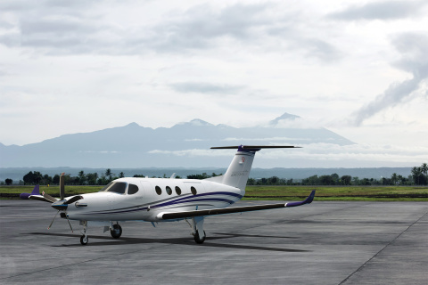 The single-engine Denali is a perfect complement to this legendary family of Beechcraft products, which are renowned for their versatility and reliability. (Photo: Business Wire)