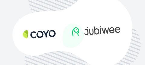 COYO rachète la plateforme française d'engagement des employés Jubiwee (Graphic: Business Wire)