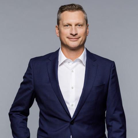 Uli Dopfer, CFO, ADVA (Foto: Business Wire)