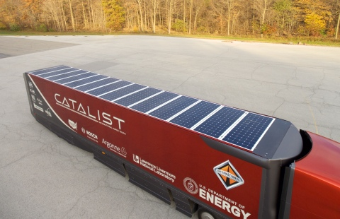 XL Fleet to provide battery and power electronics systems for eNow's innovative electrified refrigerated trailer solution (Photo: Business Wire)