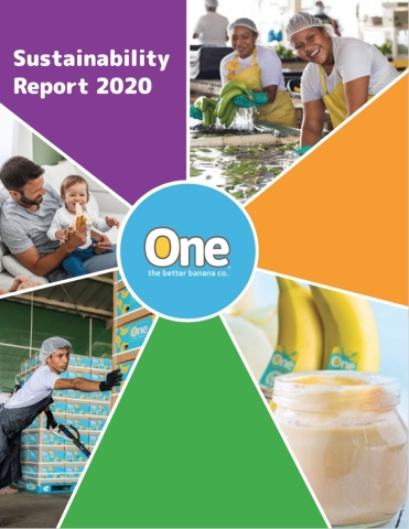 Amid a life-changing year,One Banana presents its 7th Corporate Sustainability Report reflecting on the achievements made in the execution of its Sustainability Strategy in 2020. With new projects and continuing existing ones, One Banana aims to promote the well-being of customers, workers, their families, and communities through continuous improvement, environmental conservation, education, health and nutrition projects, among others. (Photo: Business Wire)