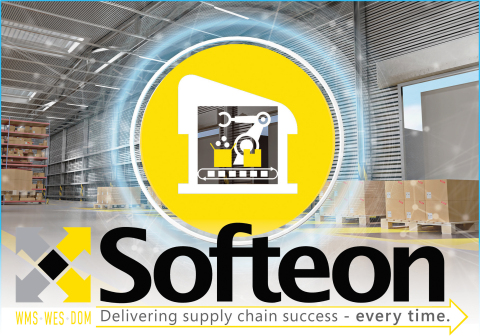 In a breakthrough solution, Softeon combines WMS and WES in the industry's first Warehouse Management System and Warehouse Execution System - providing the power you want with the flexibility you need. (Photo: Business Wire)