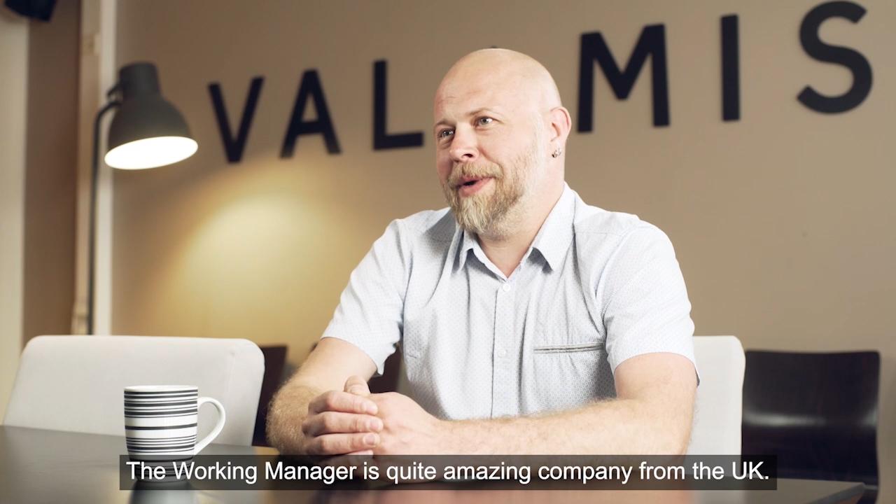 Valamis acquires TWM