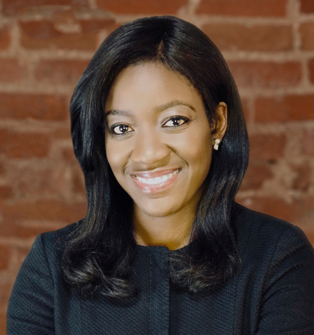 Mame Annan-Brown will join Kontoor Brands as Executive Vice President of Global Communications and Public Affairs. (Photo: Business Wire)