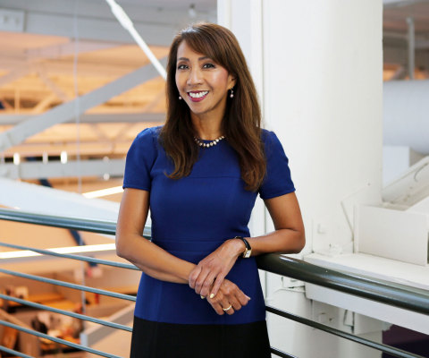 Chief People Officer Estrella Parker of Cupertino Electric, Inc. (Photo: Business Wire)