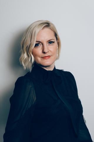 Генеральный директор и основательница Glamhive (партнёр по созданию Step & Repeat) Стефани Спрэнджерс (Фото: Mary Kay Inc.)
