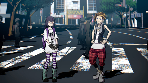 NEO: The World Ends with You will be available on July 27. (Graphic: Business Wire)