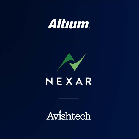 Avishtech, a leading provider of innovative EDA stack-up and 2D field solver solutions, has joined Altium's Nexar partner ecosystem. (Photo: Altium LLC)
