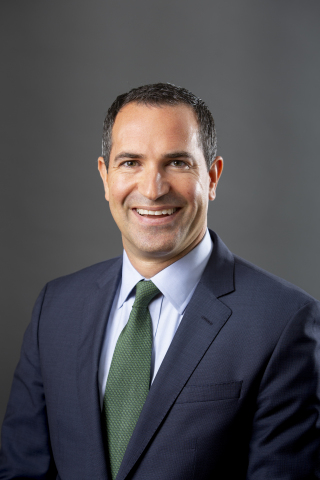 Michael Hakoun, Executive Vice President and Managing Director, Ledyard Financial Advisors (Photo: Business Wire)