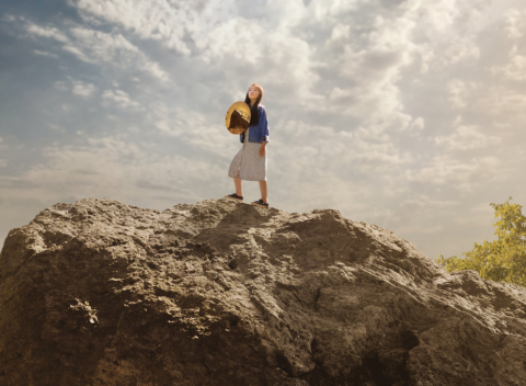 Who's Your Rock? That question catalyzes Prudential Financial, Inc.'s newest commercial premiering during the NBC broadcast of the opening ceremonies of the Tokyo Olympics (Photo: Business Wire)