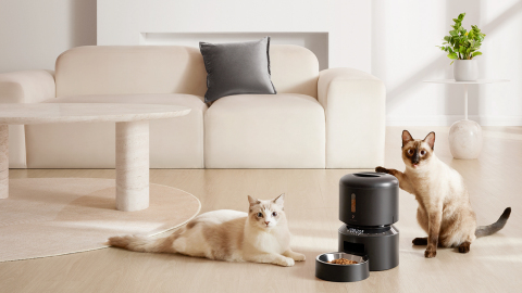 Petlibro Granary Automatic Pet Feeder - Keeps Every Bite as Fresh as The First (Photo: Business Wire)