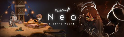 MapleStory's Neo: Light's Wrath Update Unveils New Boss Seren and Hotel Arcus Questline (Photo: Business Wire)