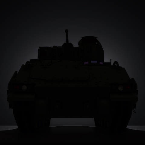 BAE Systems is working on a design for the Optionally Manned Fighting Vehicle (OMFV) program. (BAE Systems image)