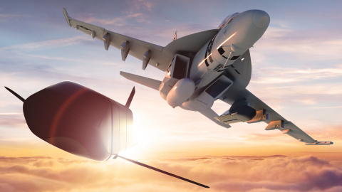 BAE Systems received a $117 million contract from Lockheed Martin to produce next-generation missile seekers for the Long Range Anti-Ship Missile (LRASM) that improve capability and affordability. (Photo: BAE Systems)
