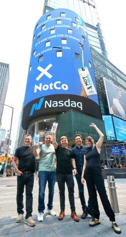 NotCo celebrates $235 million Series D funding round, bringing the company's valuation to $1.5 billion. (Photo: Business Wire)