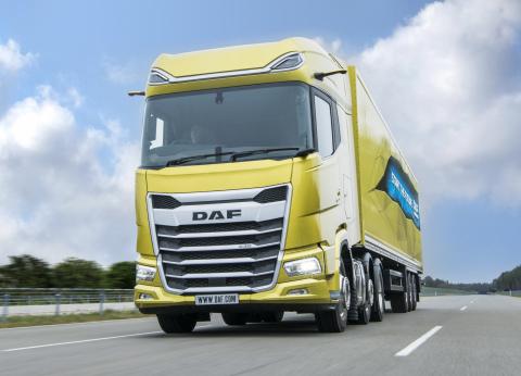 New DAF XG+ Truck (Photo: Business Wire)