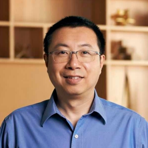Tenry Fu, CEO and Co-Founder, Spectro Cloud (Photo: Business Wire)