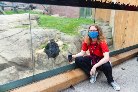 The Calgary Zoo and Blackline Safety's partnership will help protect wildlife and wildlife places, while safeguarding the people who tend to them. (Photo: Business Wire)