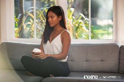 HYPERICE ENTERS THE MENTAL WELLNESS SPACE WITH ACQUISITION OF CORE (Photo: Business Wire)