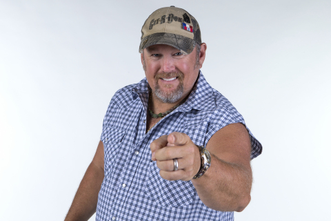 Larry the Cable Guy will perform in The Event Center on Saturday, Oct. 23, at 7 p.m., at Rivers Casino Pittsburgh. (Photo: Business Wire)