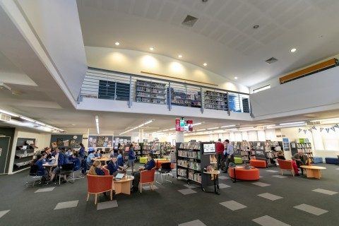 Redeemer Lutheran College Modernizes for a Connected Future with BES IT and CommScope. (Photo: Business Wire)