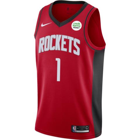 Houston Rockets Jersey (Photo: Business Wire)