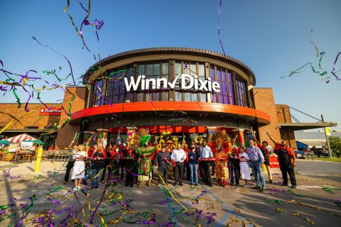 Winn-Dixie celebrates its 65th anniversary in Louisiana on July 28 with a series of events, including the unveiling of store no. 1472 in New Orleans' Mid-City neighborhood. (Photo: Business Wire)