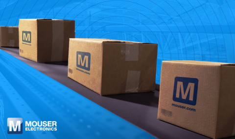 Distributor Mouser Electronics has expanded its product offerings for customers by adding 62 new manufacturer partners to its extensive lineup, providing the industry's widest selection of semiconductors and electronic components. (Photo: Business Wire)