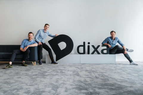 Dixa Founding Team (Photo: Business Wire)