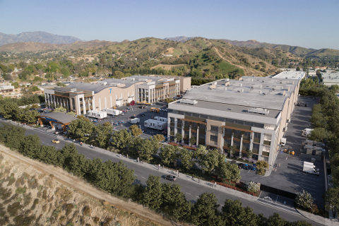 Sunset Glenoaks Studios will be the first large-scale, purpose-built studio in the Los Angeles area in over 20 years (Photo: Business Wire)