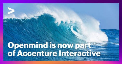 Accenture acquires Openmind in Italy to help clients reimagine commerce experiences (Graphic: Business Wire)