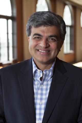 Pratap Khedkar, CEO, ZS (Photo: Business Wire)