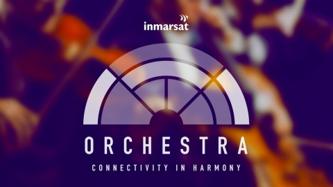Inmarsat unveils ORCHESTRA, the communications network of the future (Graphic: Business Wire)